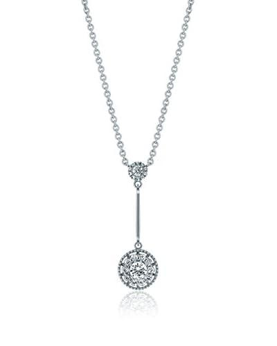 Diamond Style Collana Fleur Clear Crystal