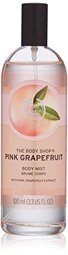 The Body Shop Body Mist, Pink Grapefruit, 3.3 Fluid Ounce