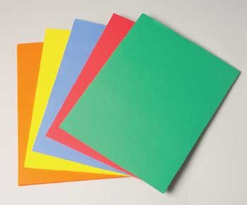 Card Stock Primary Colors 8 5 X 11B001D67O3G