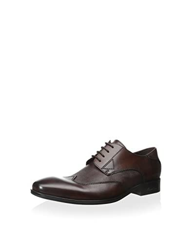 Kenneth Cole New York Men's Oil The Wheels Wingtip Oxford