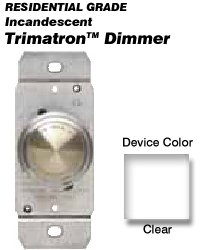 Leviton 835-6682Bp Illuminated Push On Dimmer Switch