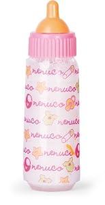 Famosa - 700008160 - Muñeca - Nenuco - la botella de leche Magica