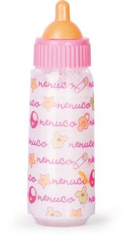 Famosa 700008160 - Bambola Nenuco, Il biberon magico per latte