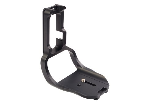 SUNWAYFOTO PCL-5DIIIG L Plate for Canon 5D Mark III Camera with Battery Grip Arca Compatible Sunway
