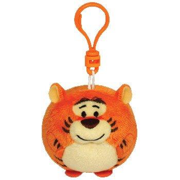Ty Beanie Ballz Tigger - Tiger Clip - 1