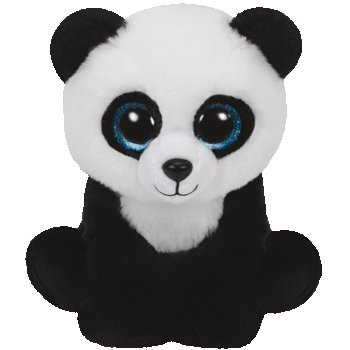 Ty Classic Ming - Panda Bear Medium - 1