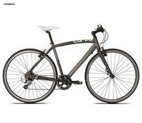 Orbea Carpe 50 2013 Ready to Ride Commuter Bike Matte Grey/White 48cm