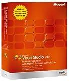 Visual Studio 2005 Professional Edition with MSDN Premium
