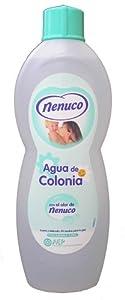 12 Bottles Nenuco Baby Cologne /Agua De Colonia 20oz./600ml