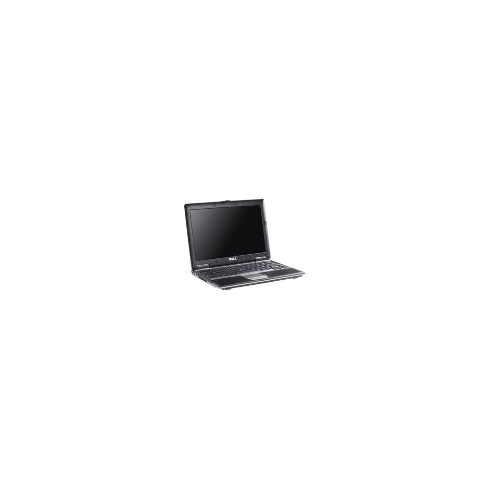 Dell Latitude D420 Notebook, Intel Centrino core Duo U2500 1.2 GHz, 2GB, 80GB, External DVD CDRW, 12.1 in TFT Display, Windows XP Pro, Factory Refurbished