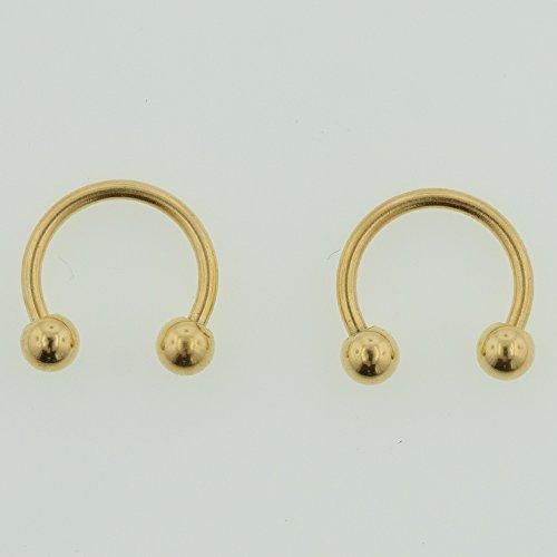 Horseshoe Body Jewelry