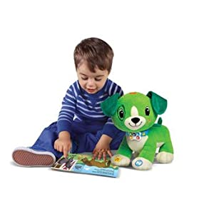 Dazzling LeapFrog Read With Me Scout - Cleva Edition H8' Bundle