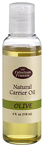 Olive 4oz Carrier Oil Base Oil for Aromatherapy, Essential Oil or Massage