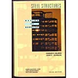 img - for Steel Structures: Design and Behavior : Emphasizing Load and Resistance Factor Design by Charles G. Salmon (1990-01-01) book / textbook / text book