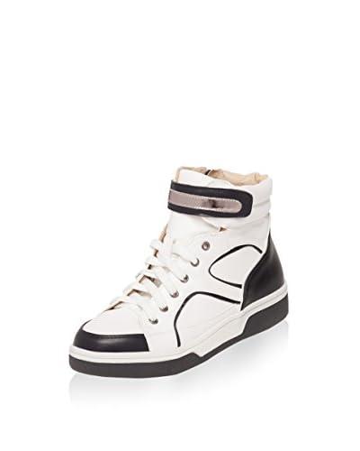 Rocco Barocco Zapatillas abotinadas Sneakers Blanco EU 38