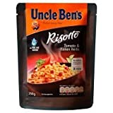 Uncle Ben's Risotto Tomato & Italian Herb 250G