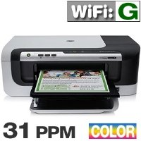 HP Officejet 6000 Wireless Color Inkjet Printer (C9295A#B1H)