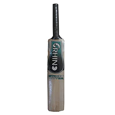 Rhino English Willow 'STREET HITTER' Cricket Bat - Full Size