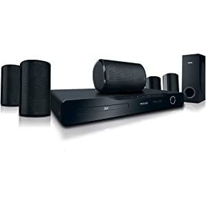 Philips HTS5506/F7 Home Theater