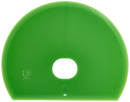 fbk-81915-5-raschietto-flessibile-per-impasto-rotondo-con-buco-165-x-160-x-125-m-verde