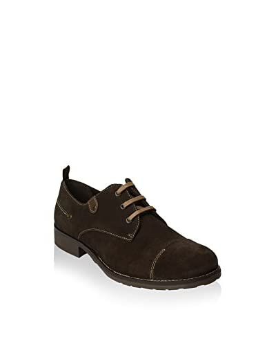 SHEPPERD & SONS Zapatos derby Chocolate