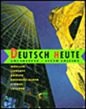 Deutsch Heute: Grundstufe (0395744180) by Jack Moeller