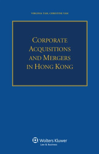 Corporate Acquisitions and Mergers in Hong Kong