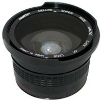 0.42x Fisheye Lens With Macro For Canon Eos Digital Rebel [camera]