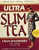 Hobe Marketing - Ultra Slim Tea Cran/Raspberry, 24 bag