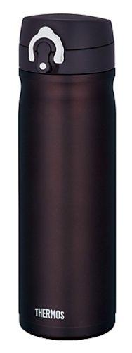 THERMOS 真空断熱ケータイマグ 【ワンタッチオープンタイプ】 0.5L チョコ JMY-500 CHO