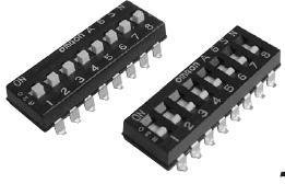 DIP Switches / SIP Switches 10P Knife-Edge 2.3mm Slide SMT Flat-Act (5 pieces) coupon codes 2016