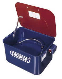 Draper 37826 230 Volts Bench Stand Parts Washer