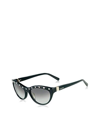Valentino Gafas de Sol 641S-001 (54 mm) Negro
