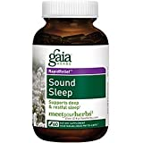 Gaia Herbs Sound Sleep - 60 - Capsule