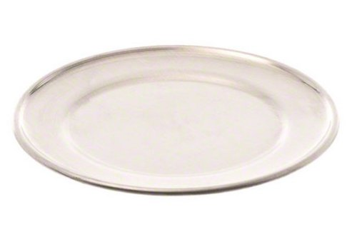 American Metalcraft TP6 TP Series 18-Guage Aluminum Standard Weight Wide Rim Pizza Pan, 6-Inch