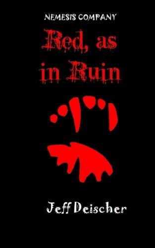 Book: Red, as in Ruin by Jeff Deischer