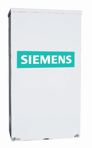 Siemens Sl150Rd Automatic Transfer Switch For Use With Siemens Standby Generators