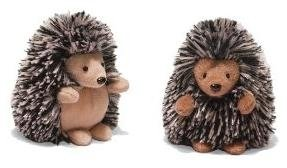 "Gund QWILLY PORCUPINE 3"" Assorted, 1 Porcupine included"