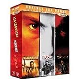 echange, troc Jean-Claude Van Damme : Replicant / The order / Légionnaire - coffret 3 DVD