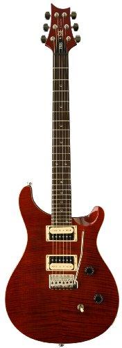 PRS SE Custom 24 Guitar, Black Cherry (Prs Custom 24 Se compare prices)