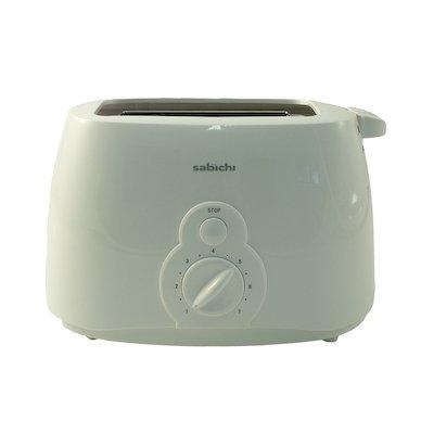 Sabichi Essentials Two Slice Toaster in White - 94889 from SABICHI