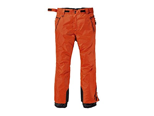 Herren Skihose Snowboardhose Winterhose Schneehose Gr. 48 Farbe: ORANGE günstig