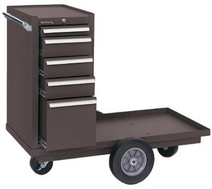 10414 Versa-cart Inc. 5drawer Tool Box & Platfo, 1ea - Kennedy 435b