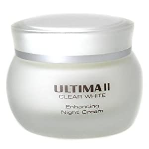 Ultima Clear White Enhancing Night Cream - 50ml/1.7oz