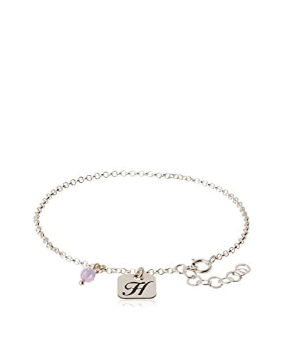 Silver One Braccialetto Charms H