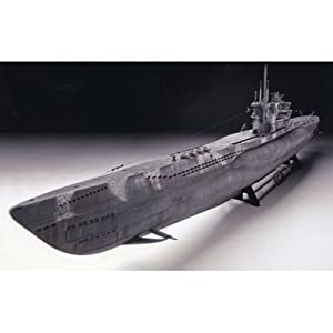 REVELL 1:72 GERMAN SUBMARINE VIIC/41 ATLANTIC VERSION