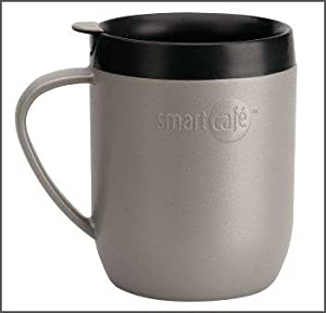 smartcafe cafetiere hot mug graphite grey. Black Bedroom Furniture Sets. Home Design Ideas