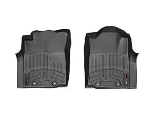 2012 2014 toyota tacoma regular cab access cab front set weathertech custom. Black Bedroom Furniture Sets. Home Design Ideas