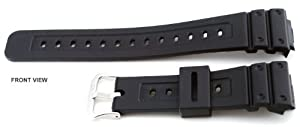 Casio Genuine Replacement Strap for G Shock Watch Model- GW-5600J-1V