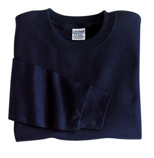 Gildan Ultra Cotton - 100% Cotton Long Sleeve T-Shirt Navy -XL - Buy Gildan Ultra Cotton - 100% Cotton Long Sleeve T-Shirt Navy -XL - Purchase Gildan Ultra Cotton - 100% Cotton Long Sleeve T-Shirt Navy -XL (Gildan, Gildan Mens Shirts, Apparel, Departments, Men, Shirts, Mens Shirts, Casual, Casual Shirts, Mens Casual Shirts)